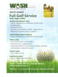 Full golf service - 1