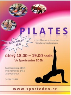 Pilates září