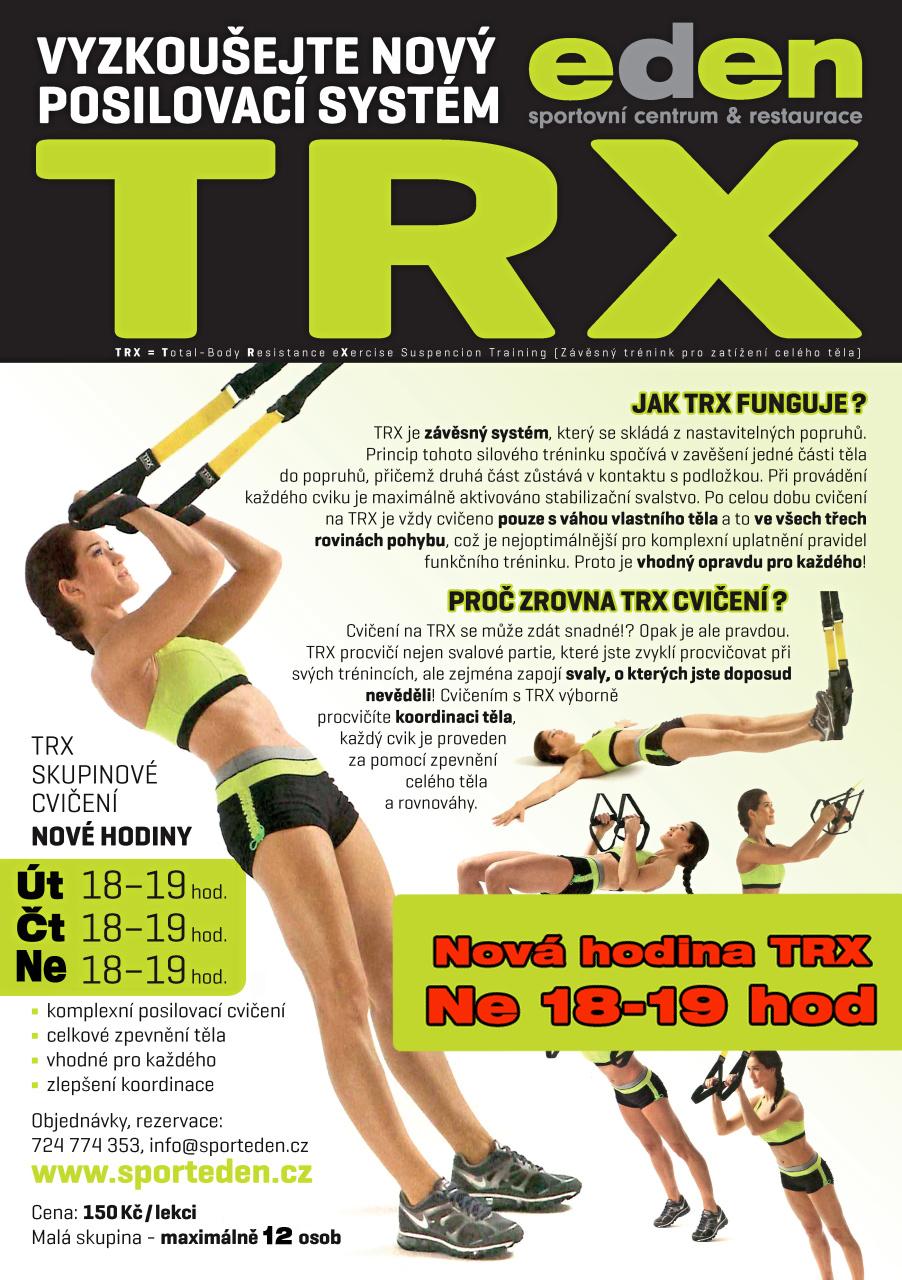 1017 Plakát TRX