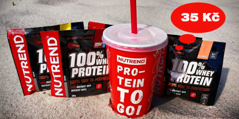 Protein to go banner cena